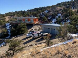Colorado Shipping Container House