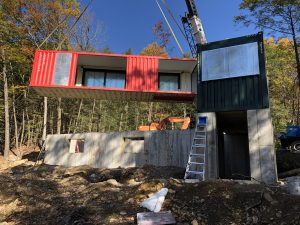 New York Prefabricated Home