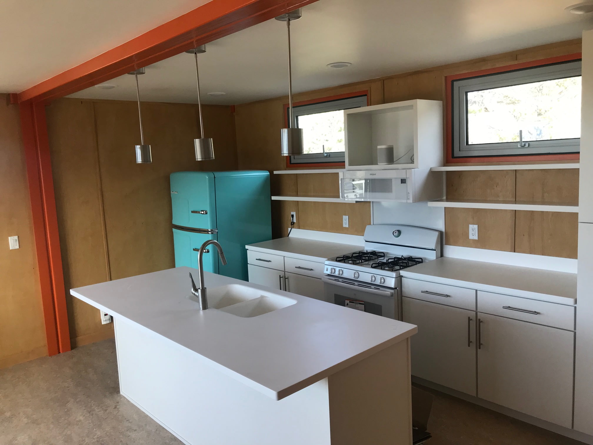 Prefab modular home