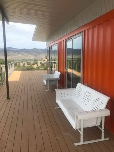Colorado Shipping Container Home